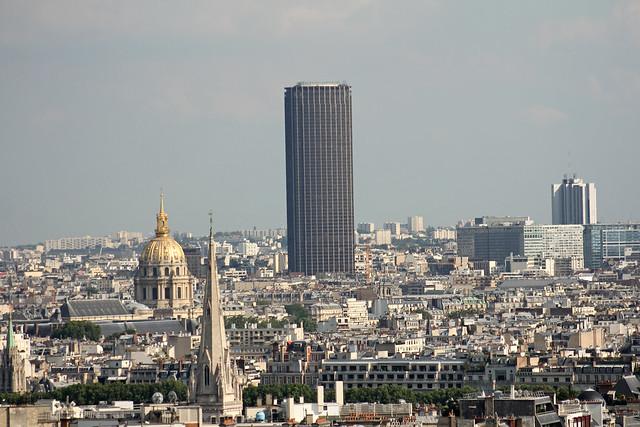 Montparnasse sous le ciel de paris - Ciel de paris montparnasse ...