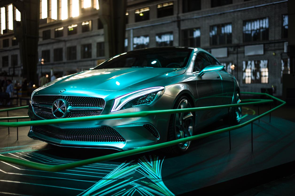 Wann kommt endlich der Mercedes-Benz CLA (C117)?