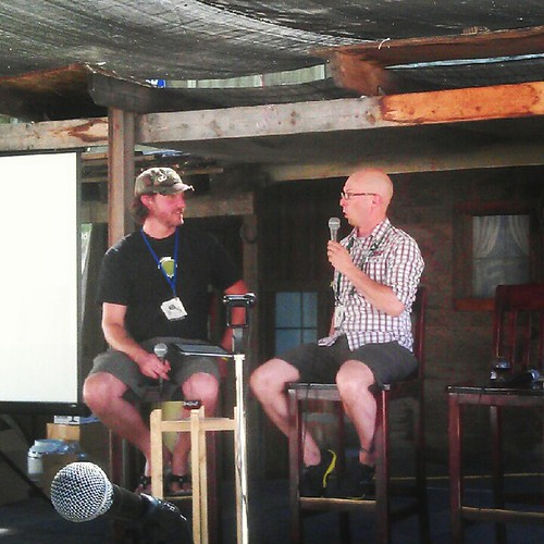 Bell's Brewery on The Brewing Network at Firestone Walker Invitational Beer Fest