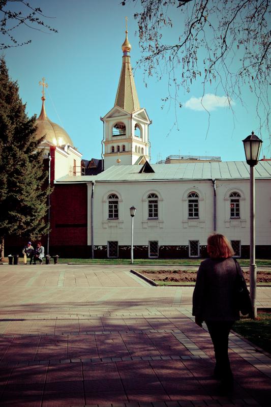 Весенняя природа Новосибирск