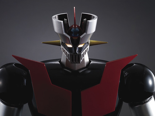 Mazinger Z Soul of ChogokinDX 40th Anniversary