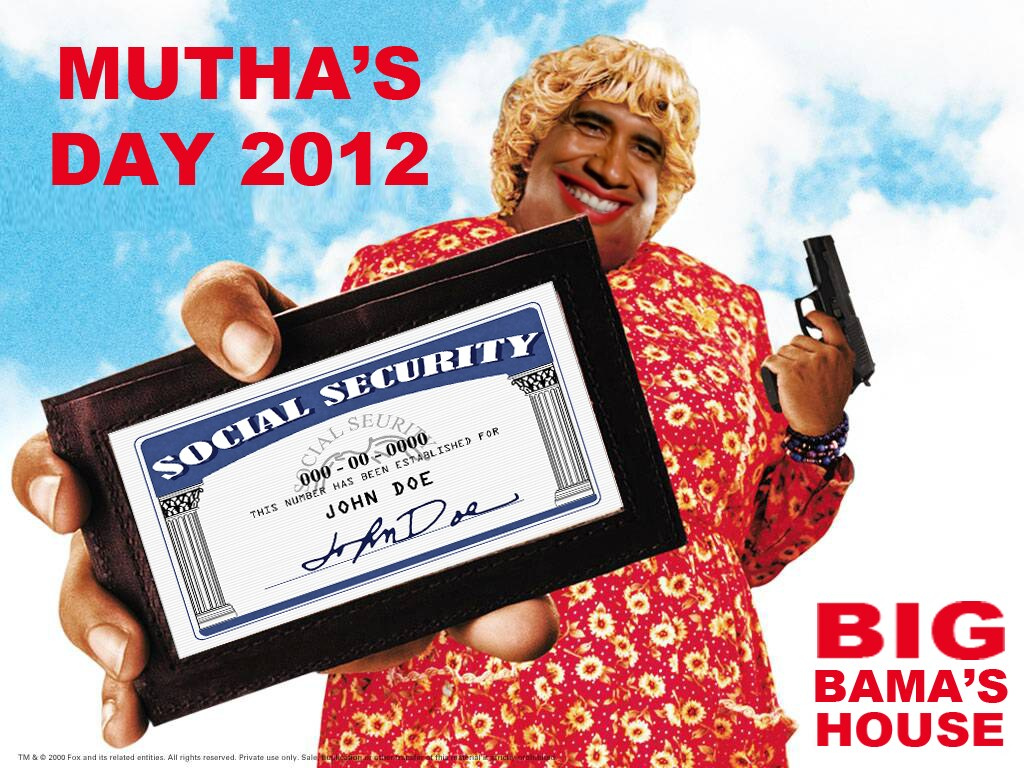 MUTHA'S DAY 2012