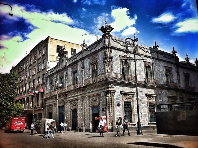 La casa de los azulejos flickr photo sharing - La casa de la golosina ...