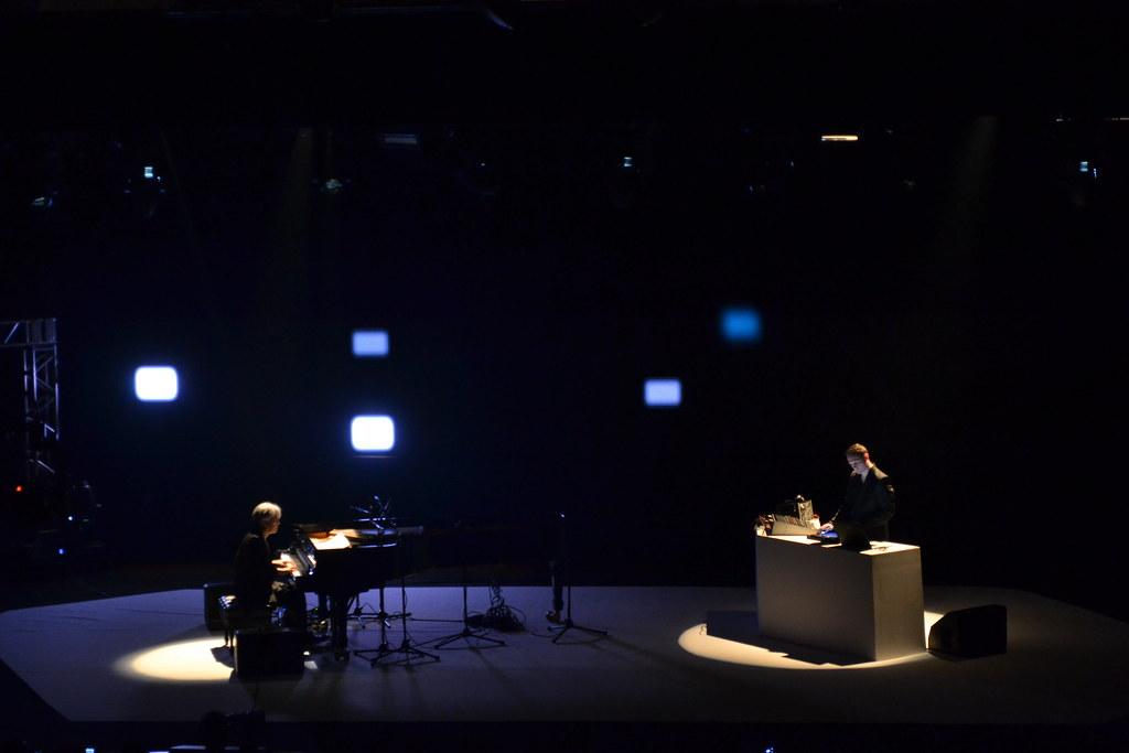 Sónar São Paulo 2012 - Alva Noto & Ryuichi Sakamoto