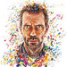Hugh Laurie: The House ...of pills (for TV Guide)