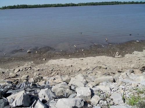 river mississippi illinois alton downhtown
