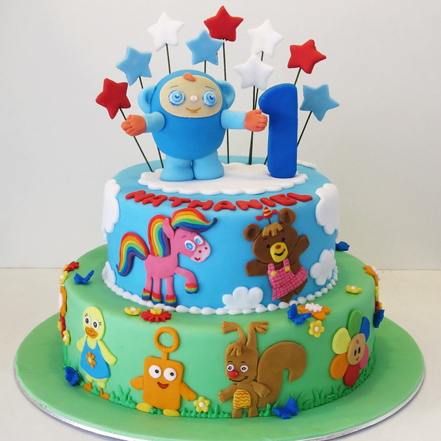 baby first birthday cake baby tv flickr photo 1425