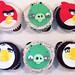 Angry Birds - <span>www.cupcakebite.com</span>