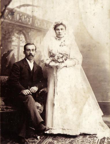 26_John Cogan Lord and Grace Ellen Lord (nee Evans)