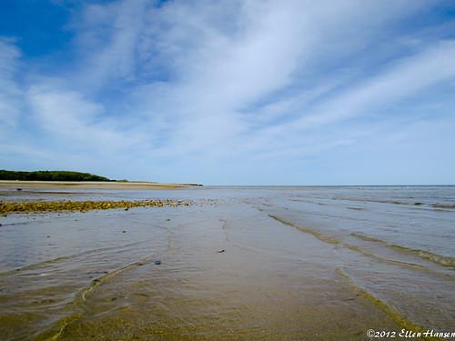 Beach in Ellisville, Ma by Genny164