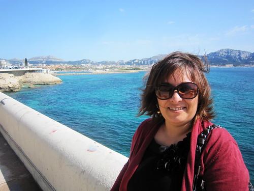 ♥♥♥ Marselha, o mar e o Mistral nos cabelos... by sweetfelt \ ideias em feltro