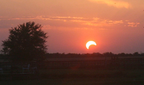 partial solar eclipse 5/20/12