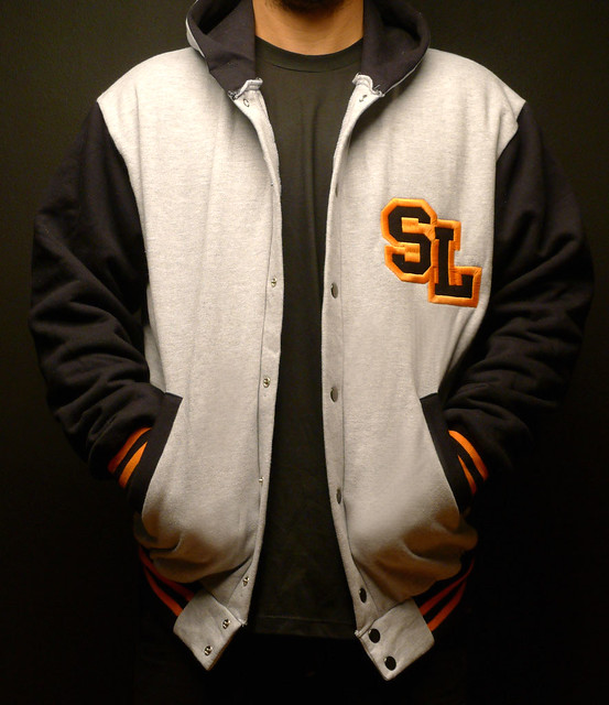 SHELFLIFE VARSITY JACKET