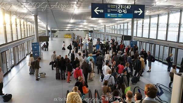 Paris - CDG Airport  (23)