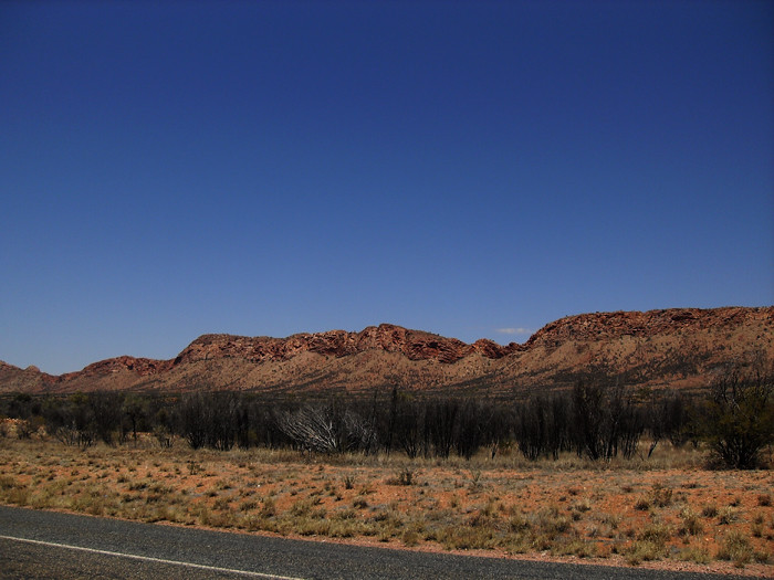 West McDonald Ranges
