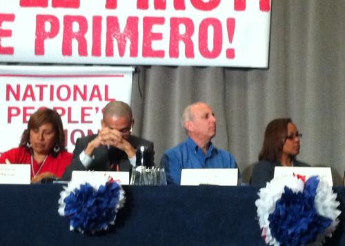 Larry Cohen at NPA