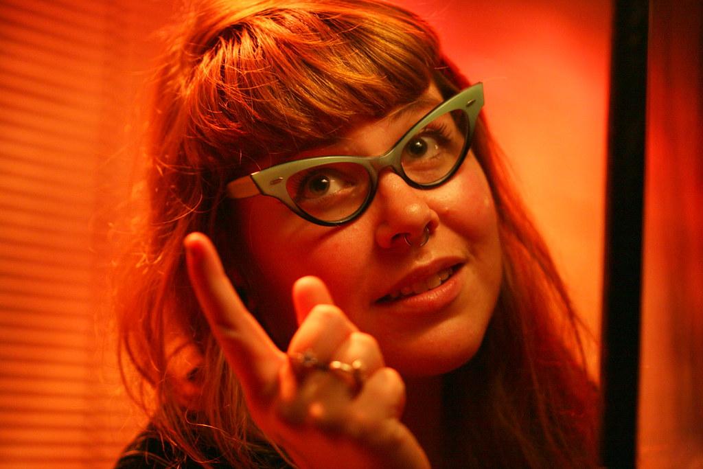 Jessie at Heliotrope Nine