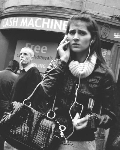 No darling ! I'm not a cash machine :-) by Pierre Mallien