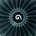 B737 Turbine fan
