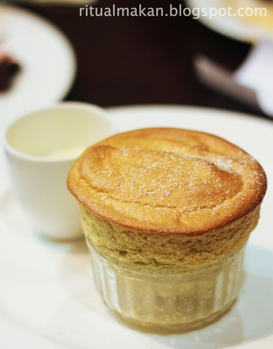 bailey's irish cream souffle
