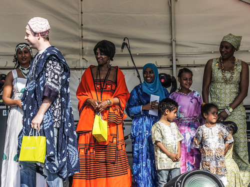 "The ""Best Dressed"" Competition And Fashion Show - Africa Day Dublin 2012 (One Of The Highlights) by infomatique"