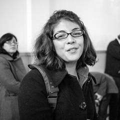 CL Society 235: Girl with glasses