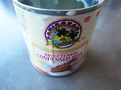sweetened condensed milk