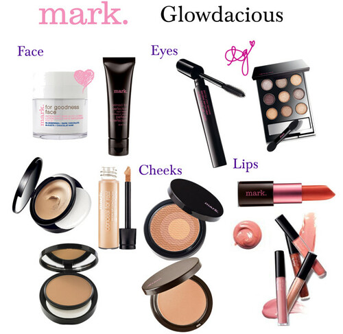 Livingaftermidnite - mark. Makeup Monday: Glowdacious