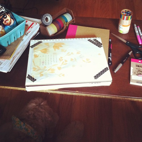Fun! #artjournal time for the rest of the night