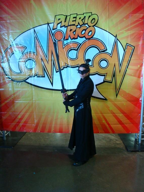Puerto Rico ComicCon 2012