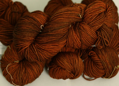 madelinetosh Tosh Vintage Copper Penny