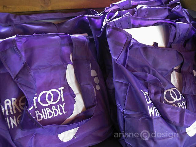 Barefoot Wine & Bubbly/gift bags