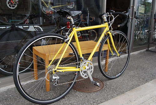 surly pacer yellow