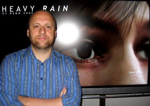 """Heavy Rain Dev """"Unhappy with Everything"""" in the Game"""
