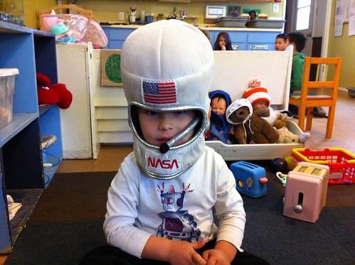 Finn NASA Helmet