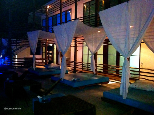 Lounge do Hotel Deseo