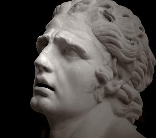 Visage du Louvre by Yvan LEMEUR