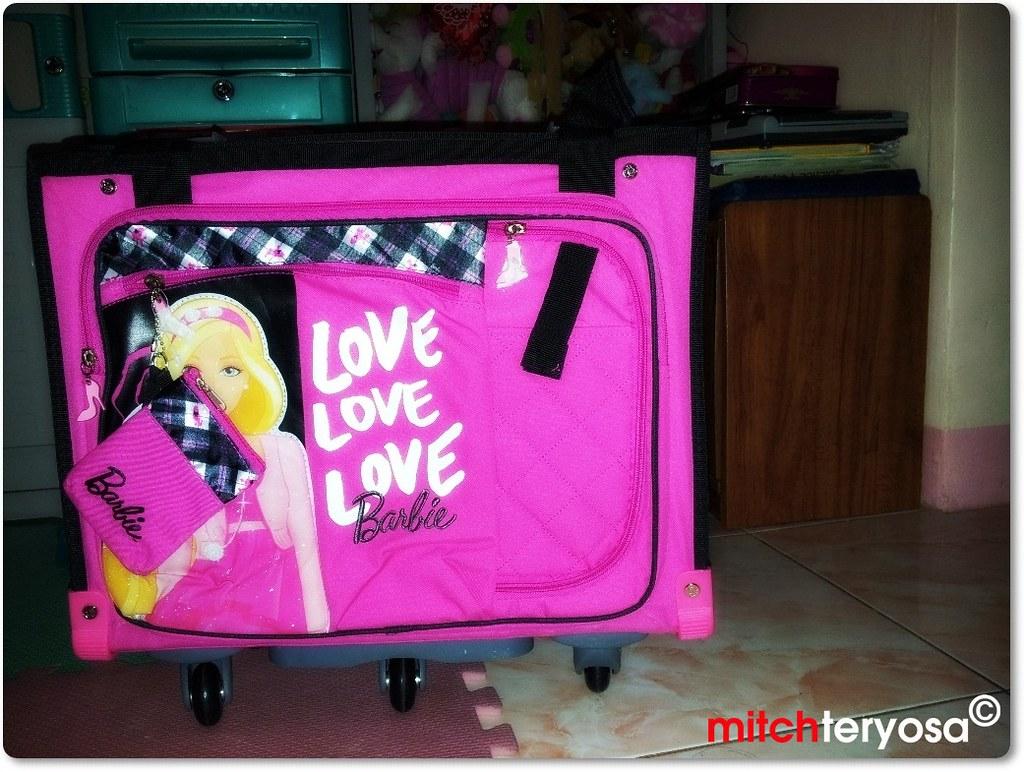4-way Pull Barbie Bag
