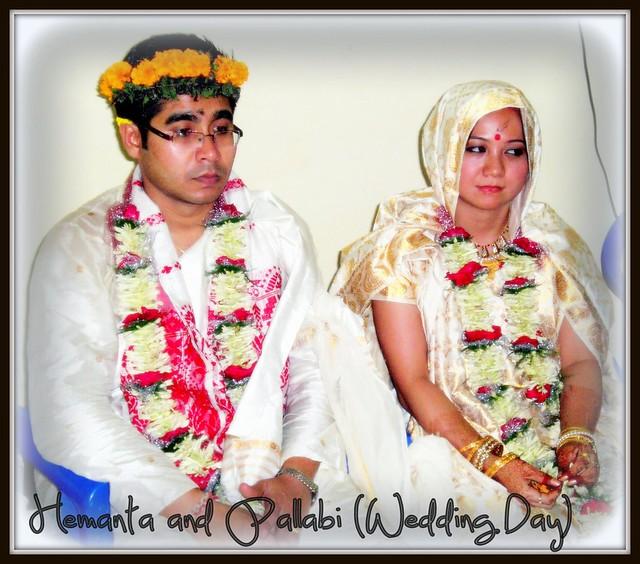 Sisters wedding