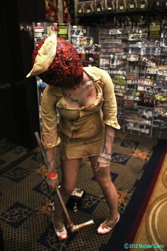 Spooky Empire May-Hem 2012