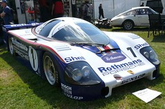 Unknown Car, for sale as Porsche 956 Series 1 1982 Chassis #001 vr