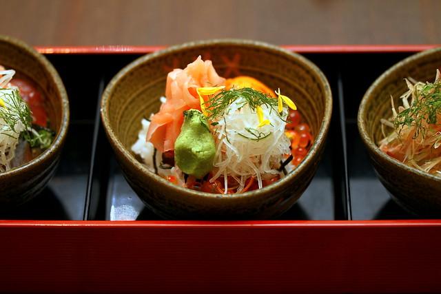 Akari Dining & Bar: Kaisen Sansyoku Wan