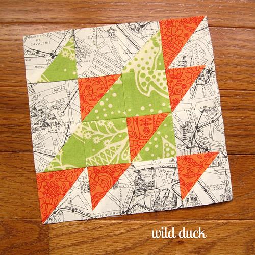 wild duck block