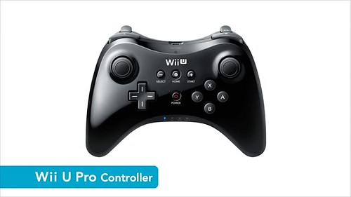 Wii U Pro Controller Will Last 80 Hours In A Single Charge