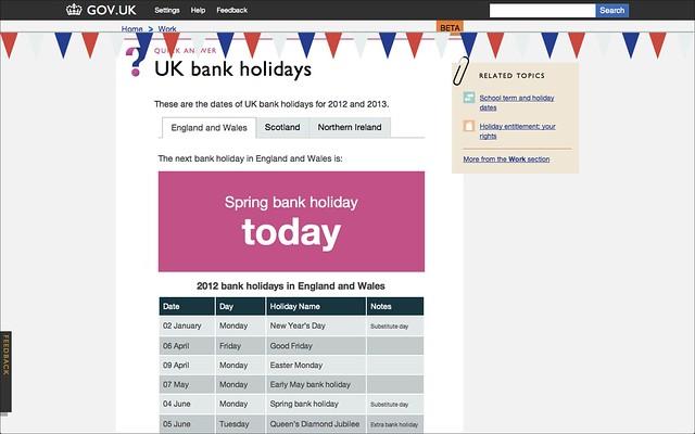 Bank holiday today   Flickr - Photo Sharing!