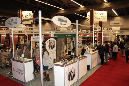 USDA-FAS helped Vermont specialty food companies break into the Canadian market at the recent SIAL Canada 2012 trade show in Montreal.