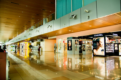 Kuching International Airport Terminal by andruphotography