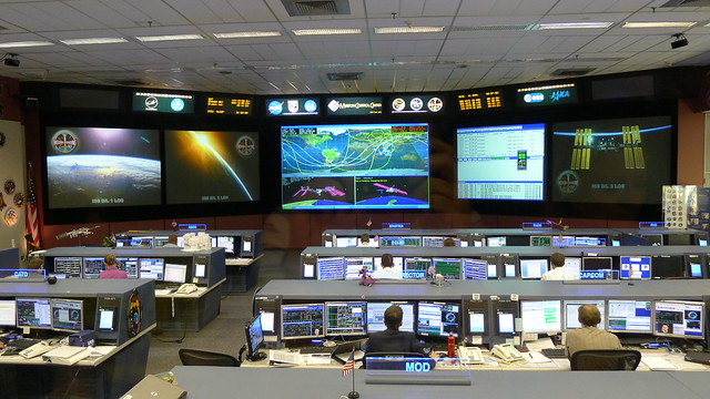 Mission Control Center (MCC)