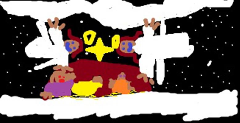 annika-jesus picture1