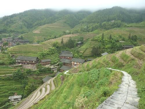 C-Guangxi-Pingan-Terrasse des 9 dragons (10)
